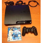 Ps3 Playstation 3 160gb Juego Control Hdmi 25 Dias Garantia