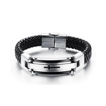 Pulseira Bracelete Masculina Aço Inoxidável Preço Imperdivel