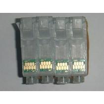 Cartuchos Recargables Epson Xp101 Xp201 Xp401 Xp211 Xp411