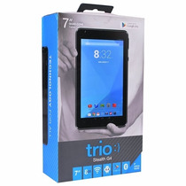 Trio Stealth G4 Tableta 7 Pulgadas Quadcore Doble Camara 8gb