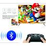 Controle Bluetooth Gamepad Joystick Teclado Android Ios Ps3