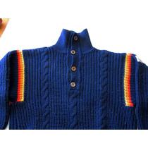 Sweter-chomba Genoa Hombre