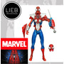 Spiderman De Marvel With Launching / Hombre Araña