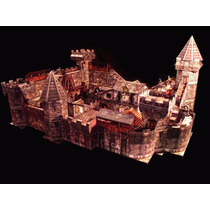Cenário Castelo Ultimate P/ Rpg, Wargame, Tabuleiros
