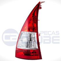 Lanterna Traseira Citroen C3 07 A 11 Ld Fitam 34090d
