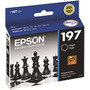 Cartucho Original Epson T197 Al Negro Xp401/201 High Cap