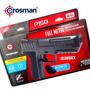 Pistola Crosman P15b Cal.4,5mm - Blowback Full Metal Funda