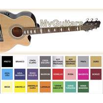 Adesivos Skins Morcegos Violão Baixo Guitarra + Envio Grátis