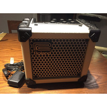 Amplificador Roland Microcube - Blanco