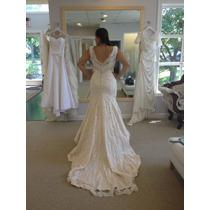 Vestido De Noiva Novo Importado Usa