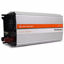 Conversor Inversor De Tensão Transformador 12v P/ 220v 1000w