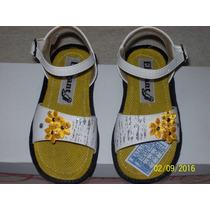 Sandalias Para Niñas Nuevas Original Marca Elegant. Chicos