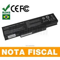 Bateria P/ Notebook Intelbras I14 I10 I11 I36 I37 I38 - 022