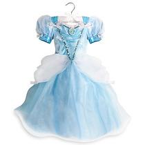 Disfraz Princesa Cenicienta 100% Original Disney Store!