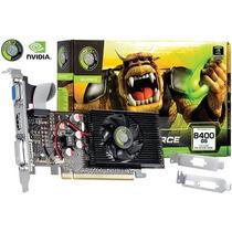 Placa De Vídeo Point Of View Geforce 8400gs 1gb Ddr2 64bits