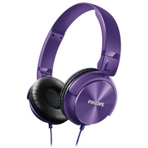 Auriculares Philips Shl3060pp/00 Violeta