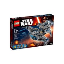 Brinquedo Lego Star Wars Star Predador Das Estrelas 75147