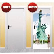 Adesivo Decorativo Para Portas, Sala, Parede Vários Temas