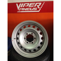 Roda De Ferro Toyota Hilux Aro 17 Original !! Viper Pneus