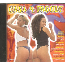 Cd Casa Pagode - Banda Raca Negra Jorge Aragao Almir Guineto