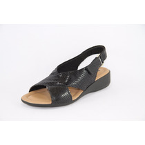 Sandalia Piccadilly Fashion Confort Taco 3.5cm