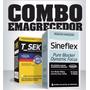 Combo Emagrecimento: Sineflex + T-sek. Emagrecedor