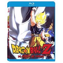 Dragon Ball Z Los Guerreros Mas Poderosos Pelicula Blu-ray