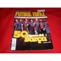 Barcelona - 50 Figuras Especial Revista Futbol Total