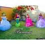 Show De Princesas,frozen,equestria Girls,hadas,barbies...