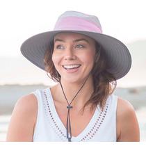 Sombrero Lotus Protección Solar Upf 50+ Viaje, Pesca, Jardín