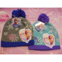 Gorro De Lana Frozen Y Monster Hight