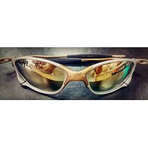 Oculos Doublex 24k Gold - Lentes 100% Polarizadas - Novo