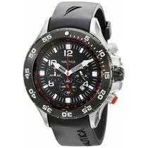 Reloj Nautica Wnaut1058 Negro Masculino