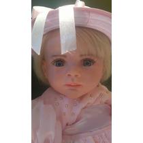 Boneca Bebe Reborn Perfeita Linda Molde Importado Fridolim