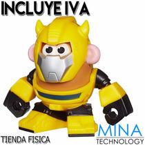 Muñeco Playskool De Señor Cara De Papa Transformers Original