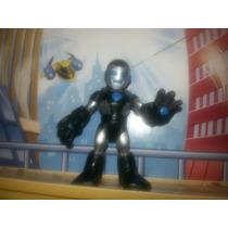 Marvel Superhero Squad Homem De Ferro - Armadura Black