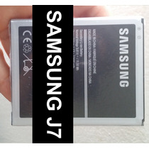 Bateria Samsung J7 Pila Samsung J7 100% Original No China