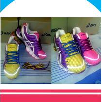 Zapatos Deportivos Asics Gel Kensei 4 Bicolor Gimnasio 37-40