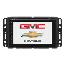 Autoestereo Chevrolet Gmc Full Touch Gps Dvd Bluetooht Usb