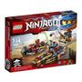 Lego Ninjago - Ninja Bike Chase 70600 - 231 Piezas