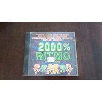2000% Ritmo - Compilado De Cumbia - Año 2000 - Cd