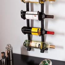 Kendt Montaje En Pared Estante Del Vino