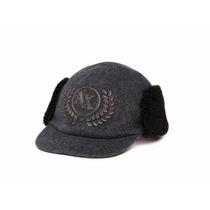Gorra Armani Exchange Soviet Hat Invierno 100% Original