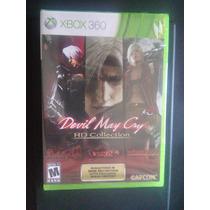 Devil May Cry Hd Collection Xbox 360 Nuevo Y Sellado Trqs