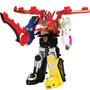 Power Rangers Megazord Megaforce Robot Deluxe Marca Ban Dai
