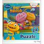Puzzle Rompecabezas Henry Monstruito 24 Piezas Disney