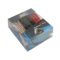 Kit De Cables Audimax Calibre 10 Kit-10g