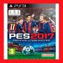 Pro Evolution Soccer 2017 Pes 17 Ps3 Incluye Pase En Linea