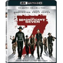 Blu Ray 4k Ultra Hd The Magnificent Seven 7 Magnificos