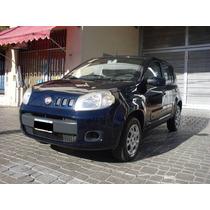 Fiat Uno Novo Attractive 1.4 5 Ptas Año 2011